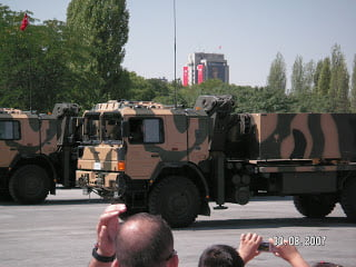 Πύραυλοι κινεζικής τεχνολογίας στις Τουρκικές Ένοπλες Δυνάμεις