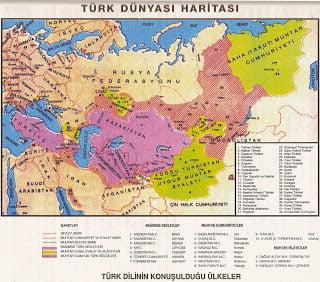 Από τον Παντουρανισμό-Παντουρκισμό στον Νεοοθωμανισμό