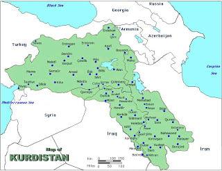 Η κουρδική Κόλα Κούρντα δεν πήρε βίζα για την Τουρκία