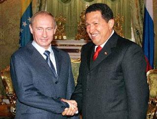 «Το είπε ο Βλαντιμίρ»… Ο Τσάβες κλείνει το μάτι στη Ρωσία για πυρηνική συνεργασία