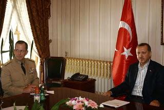 Σημαντικές δηλώσεις από τον αρχηγό ΓΕΕΘΑ των ΗΠΑ, που επισκέπτεται την Τουρκία