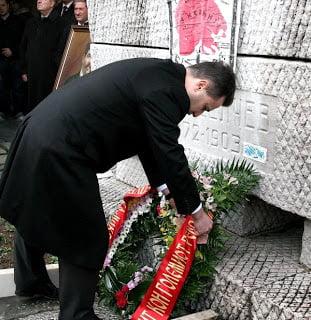 Σταθερά αδιάλλακτος ο Γκρούεφσκι κατηγορεί την Ελλάδα ότι δεν επιθυμεί συμφωνία