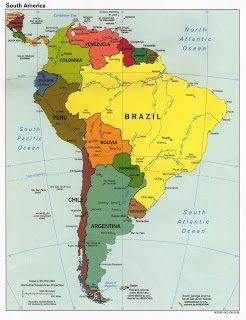 Κινητικότητα στη Νότιο Αμερική