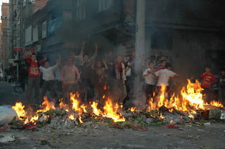 Επεισόδια στην Τουρκία για κακομεταχείριση του Αμπντουλλάχ Οτζαλάν από τους δεσμοφύλακες (3)