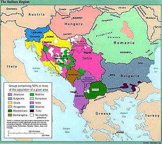 Μια οπτική των Τούρκων για τα Βαλκάνια