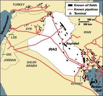 Οι Κούρδοι του Ιράκ σχεδιάζουν τις πρώτες τους εξαγωγές πετρελαίου μέσω του τουρκικού λιμανιού του Τσεϊχάν!