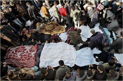 Ισραηλινή επίθεση στη Γάζα