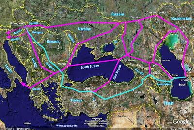 «Κλείνει» η συμφωνία Σερβίας-Ρωσίας για NIS και South Stream
