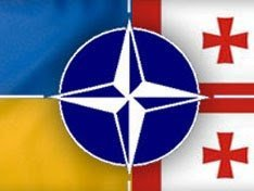«Oχι» NATO σε Γεωργία, Ουκρανία