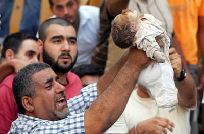 Γάζα: Σε εξέλιξη η β' φάση της επιχείρησης «συμπαγές μολύβι»