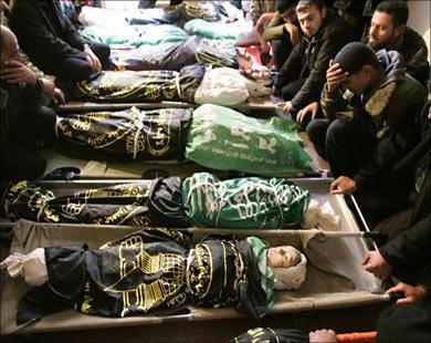 Συνένοχοι σ' ένα έγκλημα εναντίον των Παλαιστινίων