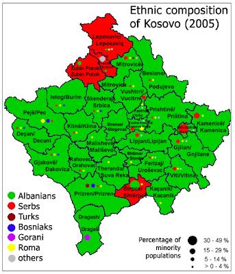 18/2/2008: Ημέρα διακήρυξης της ανεξαρτησίας του Κοσόβου