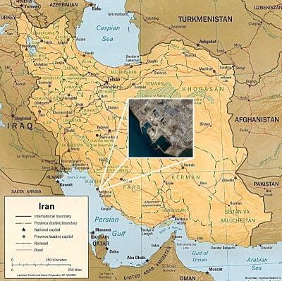 Ιράν: Σχεδόν έτοιμος ο πυρηνικός σταθμός του Μπουσέρ