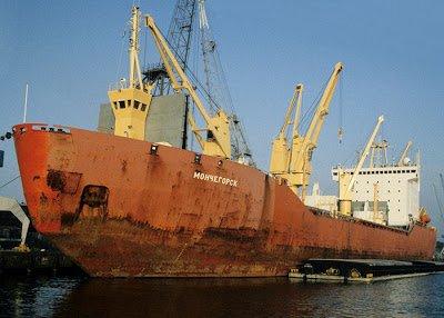 Οι χειρισμοί για το πλοίο εξαρτώνται από την Κύπρο