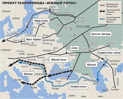 Διαβεβαιώσεις Μεντβέντεφ: Η κρίση δεν θα επηρεάσει τους South Stream και Μπουργκάς-Αλεξανδρούπολη, λέει η Ρωσία