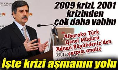 2001, Η Τουρκία σε Κρίση