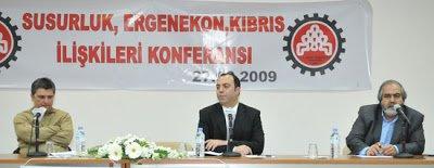Εργενεκόν: Ο Ερντογάν ξεπουλά την Κύπρο…