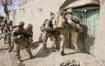 «Αχρηστες» οι βρετανικές επιχειρήσεις στο Αφγανιστάν σύμφωνα με πρώην επικεφαλής