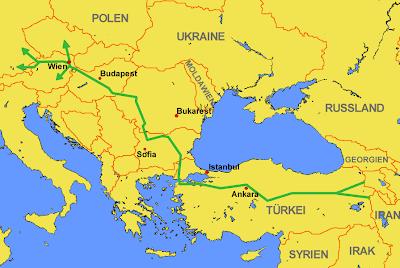 Βουλγαρία: Η τελική συμφωνία για την κατασκευή του αγωγού μεταφοράς φυσικού αερίου Ναμπούκο