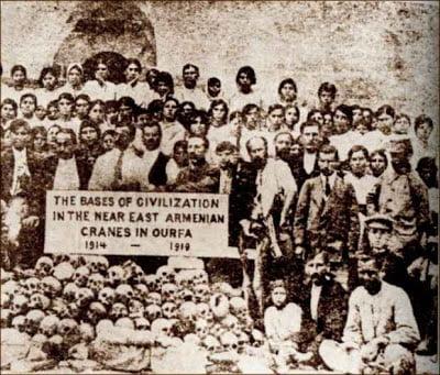 Τουρκία: Ανησυχία για το ενδεχόμενο αναγνώρισης της γενοκτονίας των Αρμενίων από τις ΗΠΑ