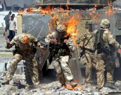 Από το Μάρτιο η απόσυρση όλων των μάχιμων Βρετανών από το Ιράκ
