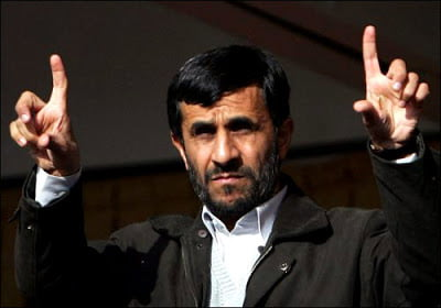 Μ. Αχμαντινετζάντ: «Στο χείλος της κατάρρευσης το καπιταλιστικό σύστημα»
