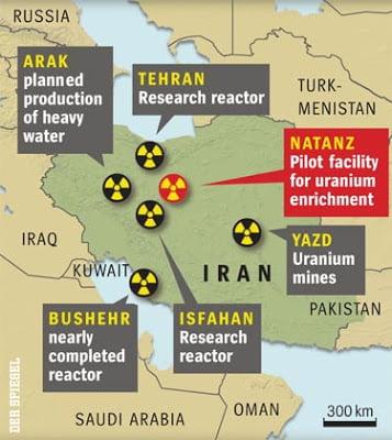 Κριτική Ισραήλ στην Κίνα για τα πυρηνικά του Ιράν