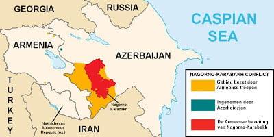 Αζερμπαϊτζάν: Προειδοποίηση σε Τουρκία και Αρμενία