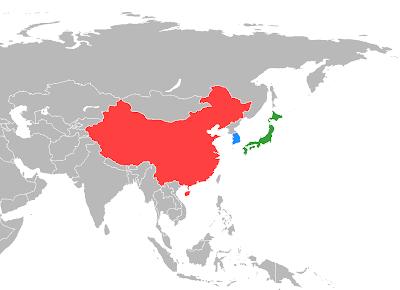 Οικονομική διαπάλη μεταξύ Νότιας Κορέας και Κίνας