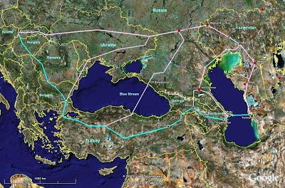 Ο Nabucco θα καθορίσει την πολιτική τύχη της περιοχής