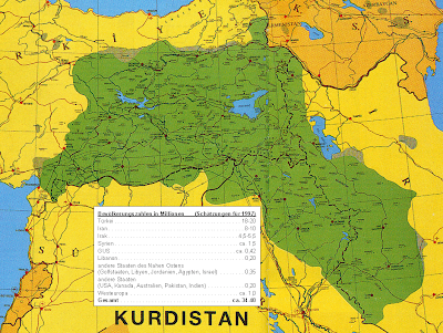 Oι Κούρδοι της Τουρκίας  θα ζητήσουν επίσημα από τον Ομπάμα αυτονομία