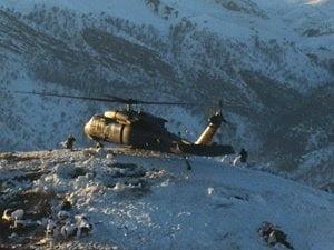 B. Ιράκ: Τουρκικά αεροπλάνα βομβαρδίζουν θέσεις του ΡΚΚ