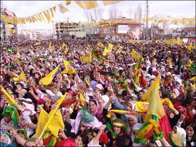Oι Ταλαμπανί και Μπαρζανί συγχαίρουν το DTP για την εκλογική επιτυχία