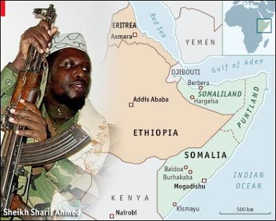 Τα αιθιοπικά στρατεύματα μεταδίδεται πως εισέβαλαν στη Σομαλία