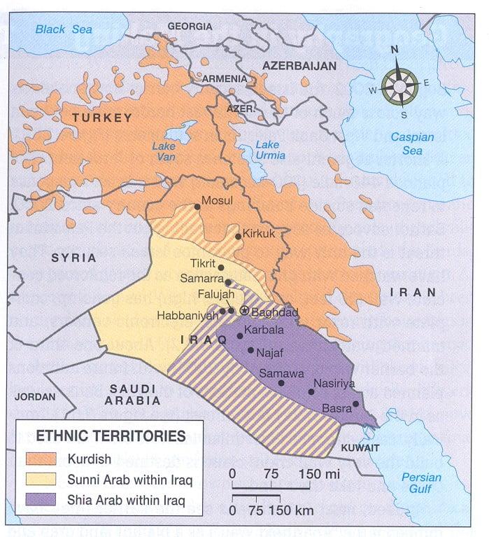 Αφυπνίζεται το ρήγμα μεταξύ σουνιτών και σιιτών στο Ιράκ