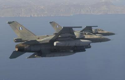 Αεροπορική άσκηση συνεργασίας Ελλάδας – Πολωνίας