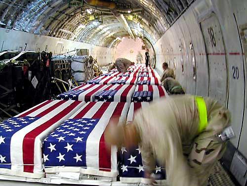 Τέσσερις Αμερικανοί στρατιώτες νεκροί μια ημέρα πριν από την αποχώρηση του αμερικανικού στρατού