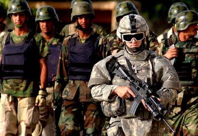 Αποχωρεί η στρατιωτική δύναμη των ΗΠΑ από το Ιράκ