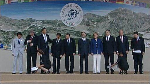Οι νέοι συσχετισμοί δυνάμεων στο G8
