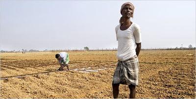 """Ινδία: Οι """"φτωχοί"""" μουσώνες απειλούν την οικονομική ανάπτυξη"""
