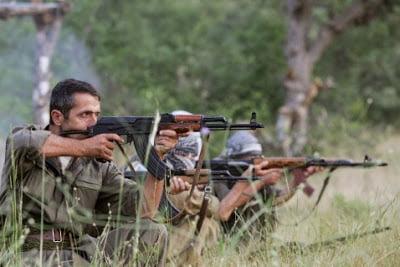 Τουρκία: Επί τάπητος το θέμα των Κούρδων ανταρτών