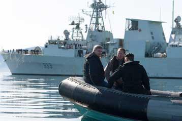 Ο Καναδάς παλεύει για την αναγνώριση της κυριαρχίας του στην αρκτική ζώνη