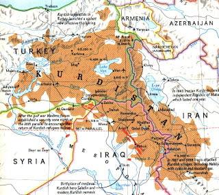 Κίνδυνος ανάφλεξης στο Βόρειο Ιράκ