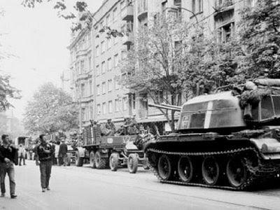 Τα γεγονότα που έφεραν την Ανοιξη της Πράγας