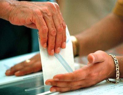 Καλή ψήφο Έλληνα πολίτη!
