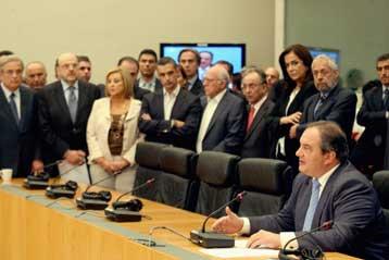 Παραιτείται από πρόεδρος της ΝΔ ο Κώστας Καραμανλής