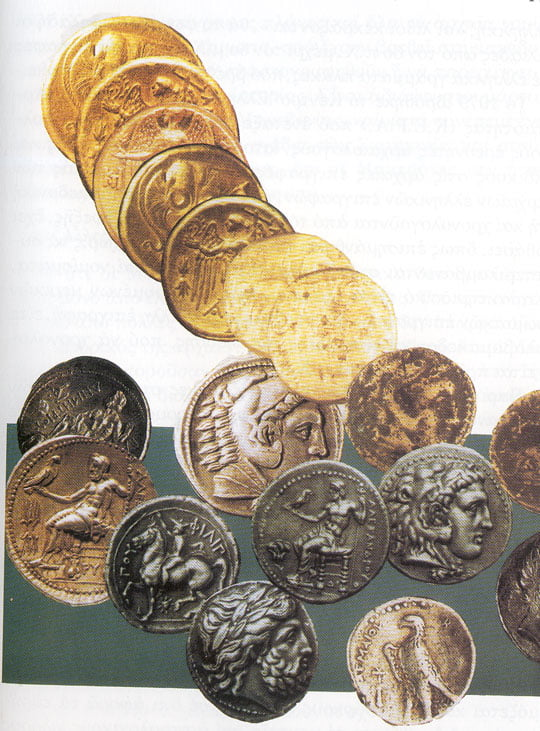 Το δρόμο για την Ελλάδα παίρνει το αρχαίο οκτάδραχμο