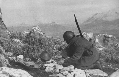 Άσμα ηρωικό και πένθιμο για τον χαμένο ανθυπολοχαγό της Αλβανίας