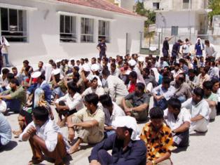 Αλλαγή του καθεστώτος παραμονή μη νομίμων μεταναστών