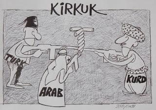 Το μέλλον του Κιρκούκ και οι επιδιώξεις της Άγκυρας